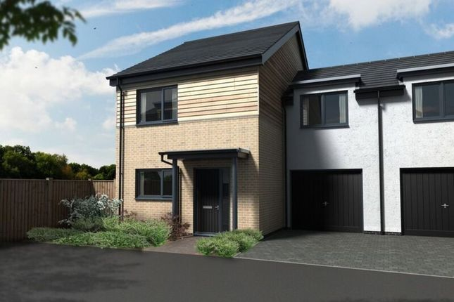 Thumbnail Semi-detached house for sale in Eaton Close, Eaton Ford, St. Neots