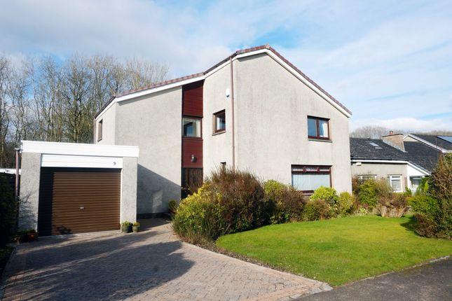 Thumbnail Detached house for sale in Glen Tanner, Calderglen, East Kilbride
