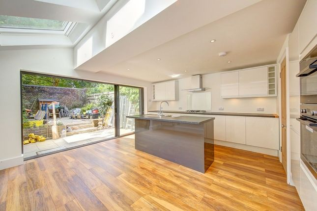 Thumbnail Terraced house for sale in Buckmaster Road, Battersea