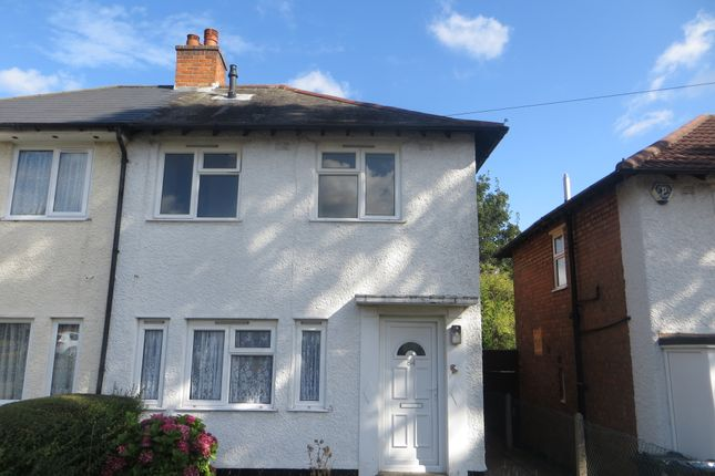 Thumbnail Semi-detached house to rent in Spring Road, Tysley, Birmingham