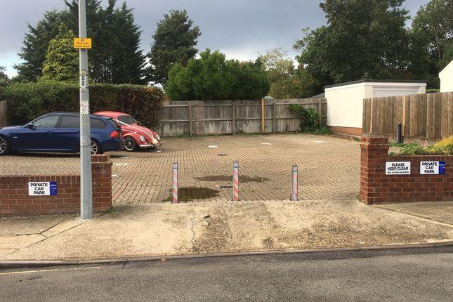 Parking/garage to rent in Ruskin Road, Ipswich