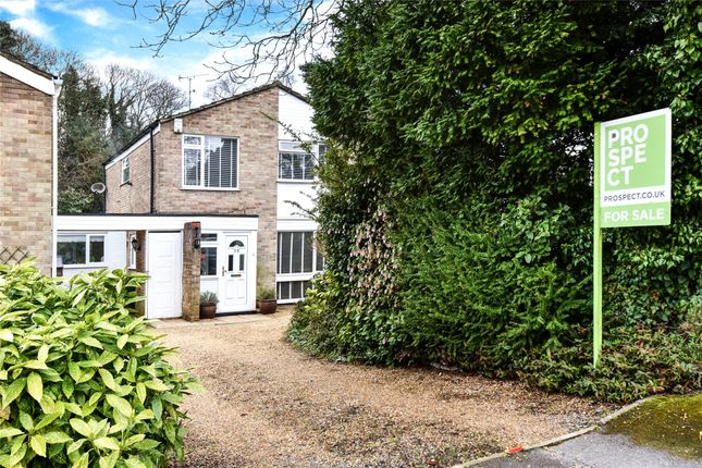 Thumbnail Link-detached house for sale in Holly Hedge Road, Frimley, Camberley, Surrey