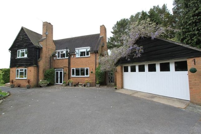 Thumbnail Detached house for sale in Whitmore Heath, Newcastle-Under-Lyme