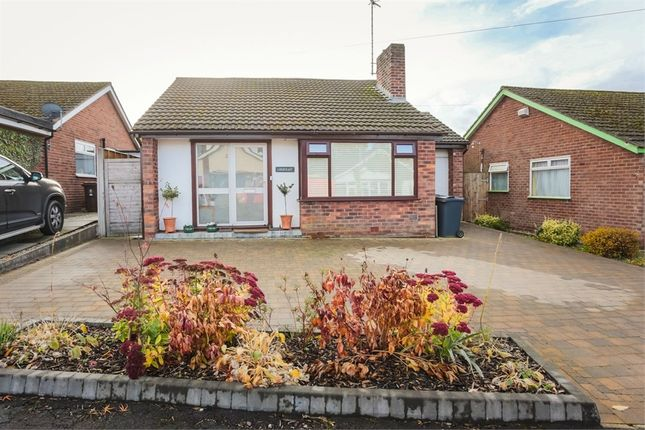 Thumbnail Detached bungalow for sale in Springmount Drive, Parbold, Wigan, Lancashire
