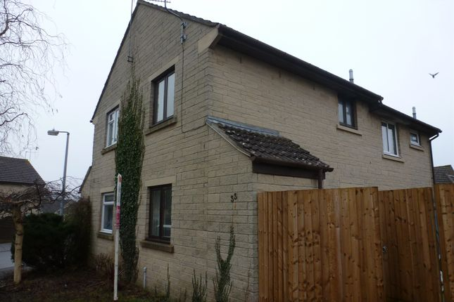 Thumbnail Terraced house for sale in Light Close, Corsham