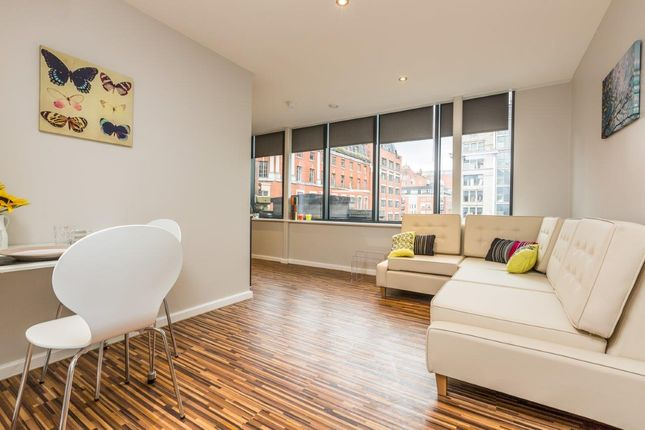 Thumbnail Flat for sale in Princess Street, Manchester