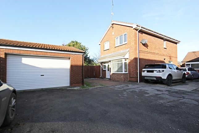 Thumbnail Detached house for sale in Greenhow Close, Hull, East Riding Of Yorkshire