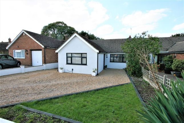 Thumbnail Semi-detached bungalow for sale in Jenkins Avenue, Bricket Wood, St. Albans