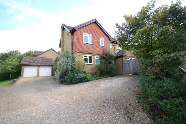 Thumbnail Detached house for sale in Wiltshire Grove, Warfield, Bracknell