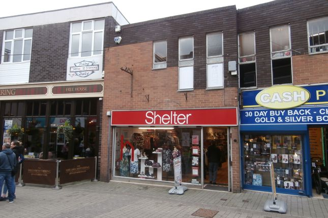 Thumbnail Retail premises to let in 47 New Street, Wellington, Telford, Shropshire