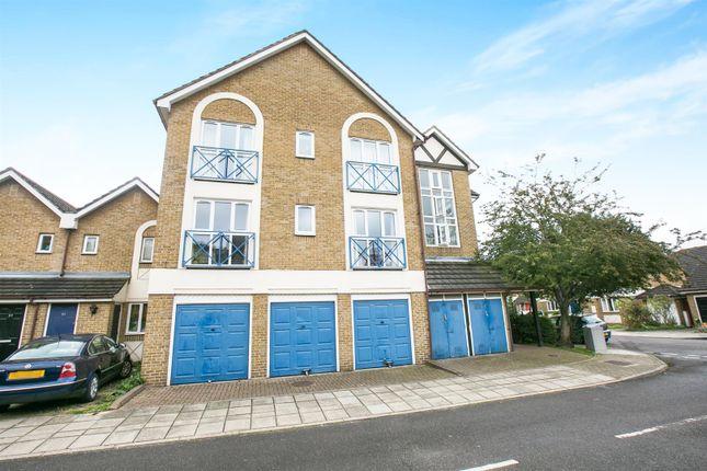 Thumbnail Flat for sale in Water Lane, London