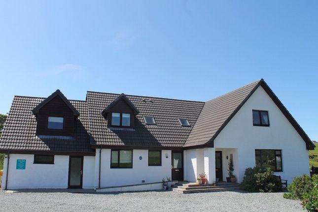 Thumbnail Detached house for sale in Upper Milovaig, Glendale, Isle Of Skye, Highland