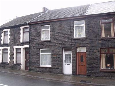 Thumbnail Terraced house for sale in Tyntyla Road, Ystrad, Rhondda Cynon Taff.