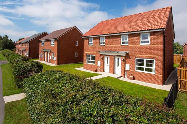 "Thumbnail End terrace house for sale in ""Maidstone"" at Bedewell Industrial Park, Hebburn"