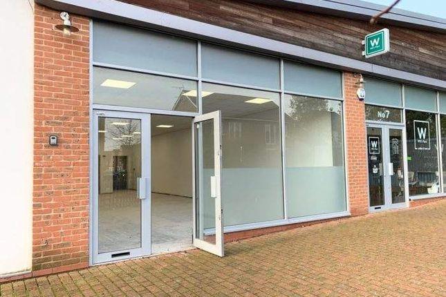 Thumbnail Retail premises to let in Unit 6 Fernwood Park, Rubys Avenue, Newark