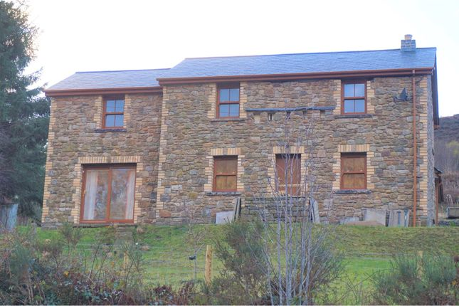 Thumbnail Detached house for sale in Bailey Street, Bargoed