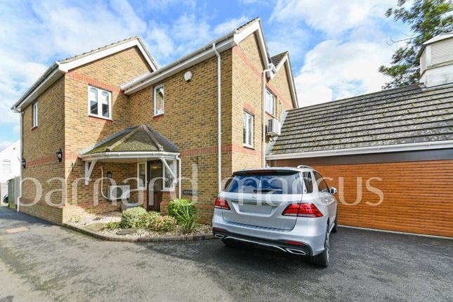 Thumbnail Link-detached house for sale in Malden Road, North Cheam, Sutton