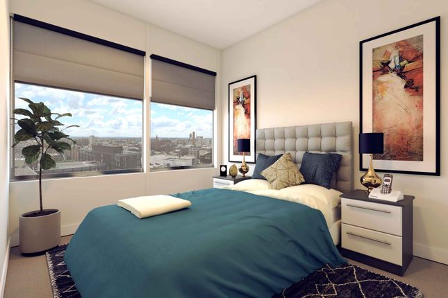 Thumbnail Flat for sale in James Street, Liverpool