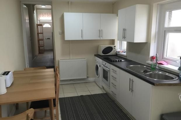 Thumbnail Terraced house to rent in Meteor Street, Roath, Cardiff