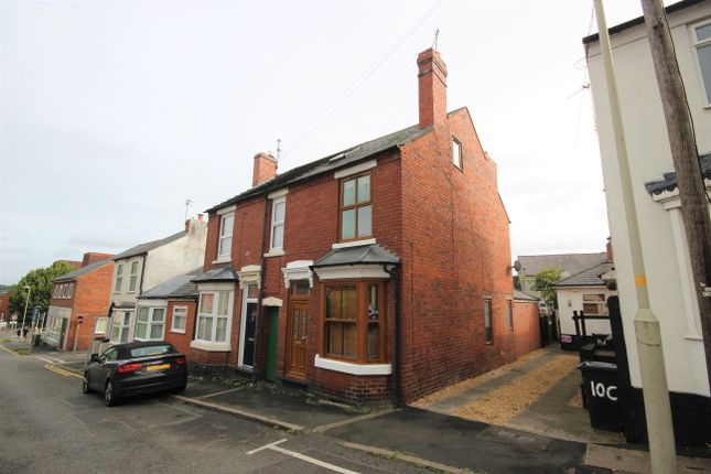 3 bed end terrace house to rent in Summer Hill, Halesowen, West Midlands B63