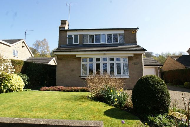 Thumbnail Detached house for sale in Moor Road, Ashover, Derbyshire