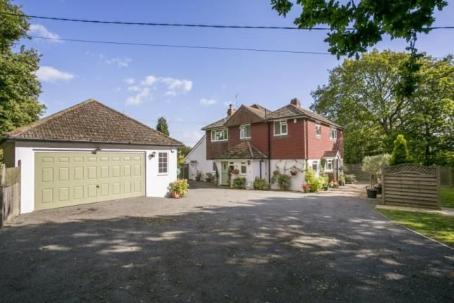 Thumbnail Detached house for sale in Church Road, Catsfield, Battle, East Sussex