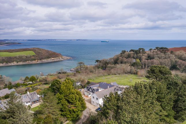 Thumbnail Detached house for sale in Gillan Cove, Manaccan, Helston, Cornwall