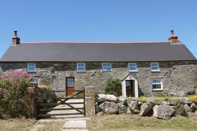 Thumbnail Detached house to rent in St Eval, Wadebridge