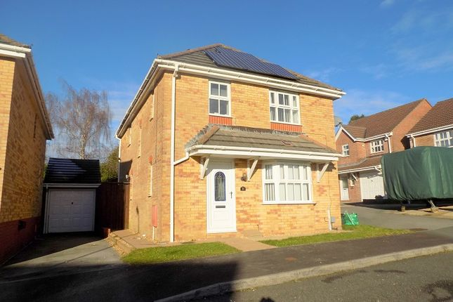 Thumbnail Detached house for sale in Mill Race, Neath Abbey, Neath, Neath Port Talbot.