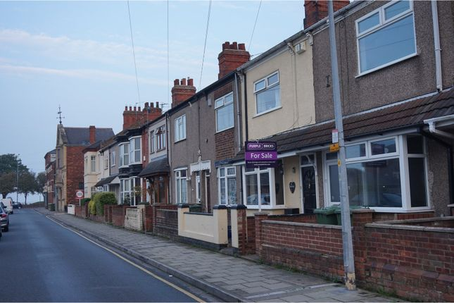 Thumbnail Terraced house for sale in Yarra Road, Cleethorpes