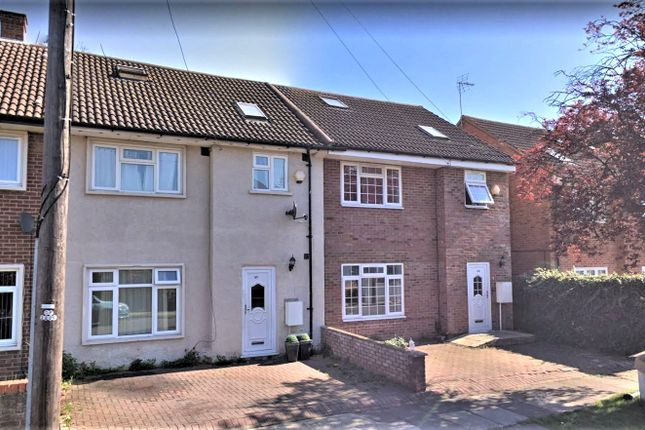 Thumbnail Terraced house to rent in Great Central Avenue, South Ruislip