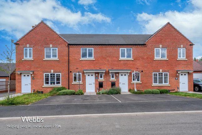 2 bed terraced house for sale in Tye Road, Fradley, Lichfield WS13