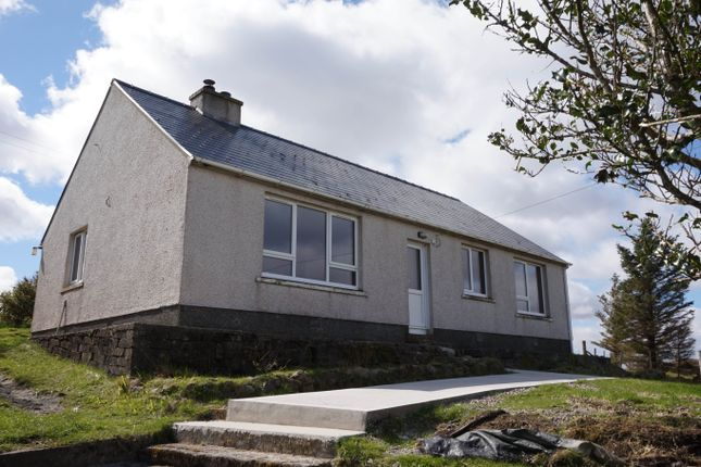 Thumbnail Detached bungalow for sale in South Lochs, Isle Of Lewis