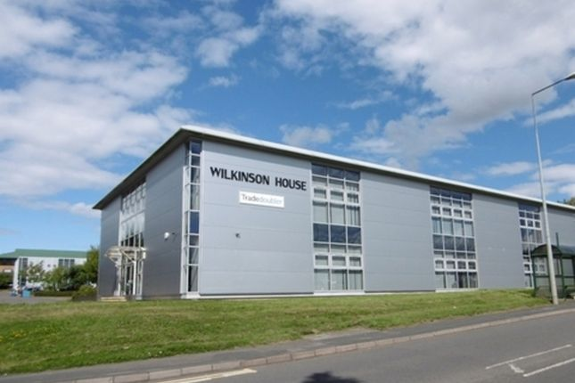 Thumbnail Office for sale in Queensway Link Industrial Estate, Stafford Park, Telford