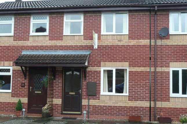 Thumbnail Property to rent in Springfield Court, Leek, Staffordshire