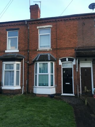 Thumbnail Terraced house for sale in Gladys Terrace, Gladys Road, Bearwood, Smethwick