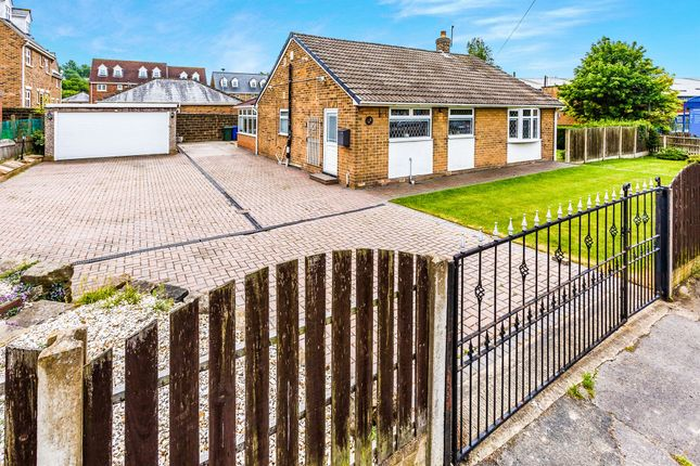 Thumbnail Detached bungalow for sale in Wentworth Crescent, Mapplewell, Barnsley
