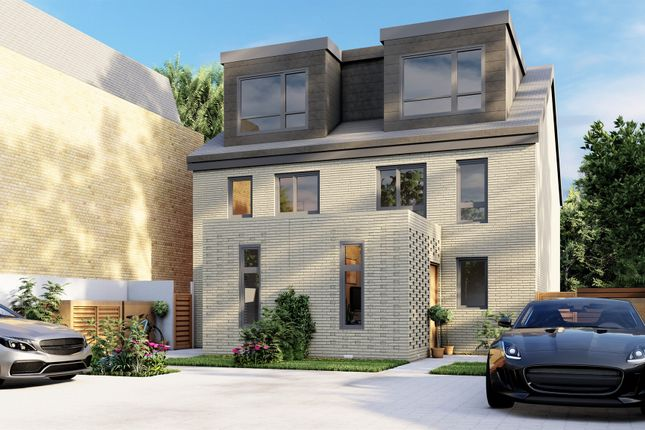 4 bed detached house for sale in Lime Grove, New Malden KT3