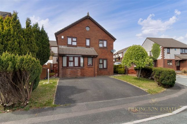 3 bed detached house for sale in Skylark Rise, Plymouth PL6