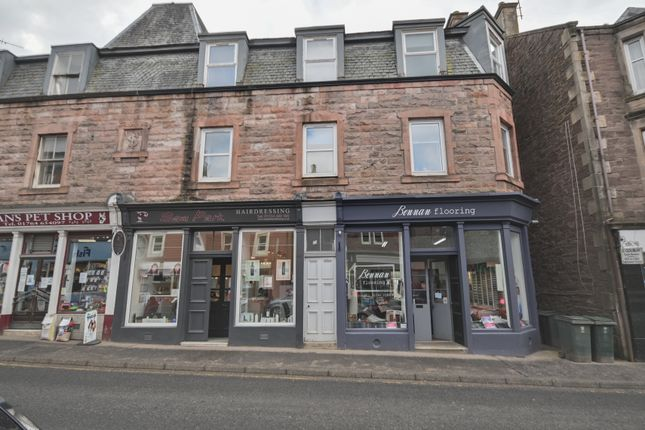 Flat for sale in East High Street, Crieff