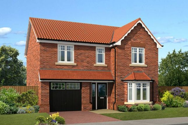 "Thumbnail Detached house for sale in ""The Tonbridge"" at Old Hall Drive, Retford"