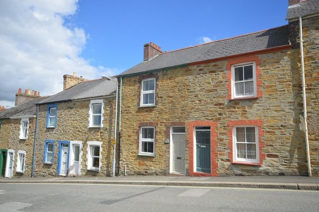 Thumbnail Terraced house to rent in St. Aubyns Road, Truro