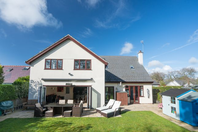 Thumbnail Detached house for sale in Kingswood Avenue, Saughall, Chester