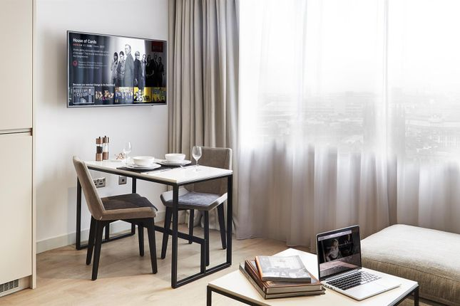 Studio Dining of City Suites, Chapel Street, Salford M3