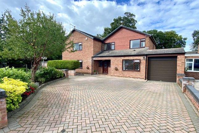 Thumbnail Detached house for sale in Derwent Close, Willaston, Nantwich