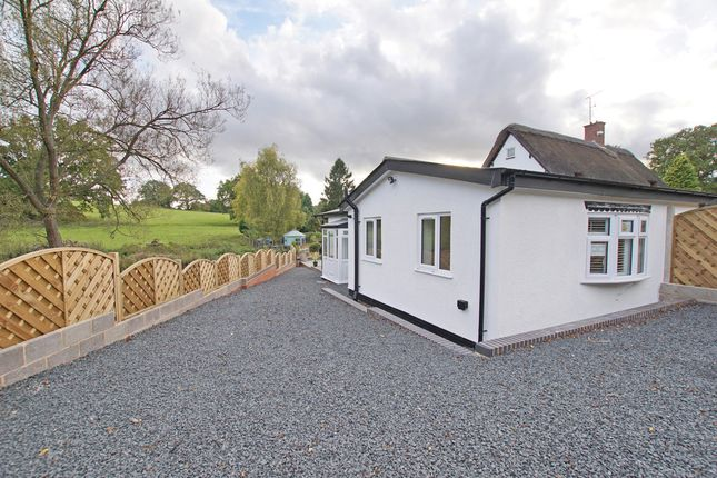 Thumbnail Detached bungalow for sale in Bittell Road, Barnt Green