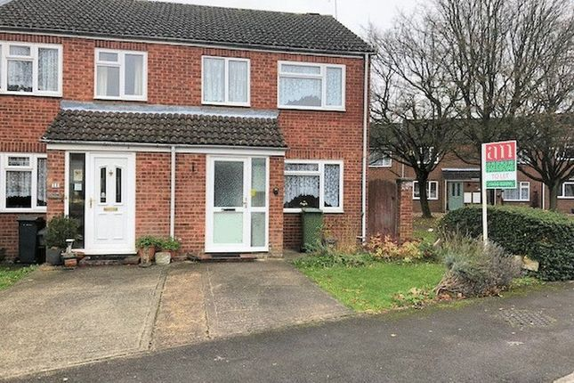 Thumbnail End terrace house to rent in Littlewood, Stokenchurch, High Wycombe