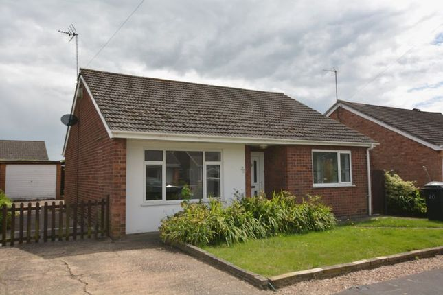 Thumbnail Detached bungalow to rent in St. Davids Road, North Hykeham, Lincoln