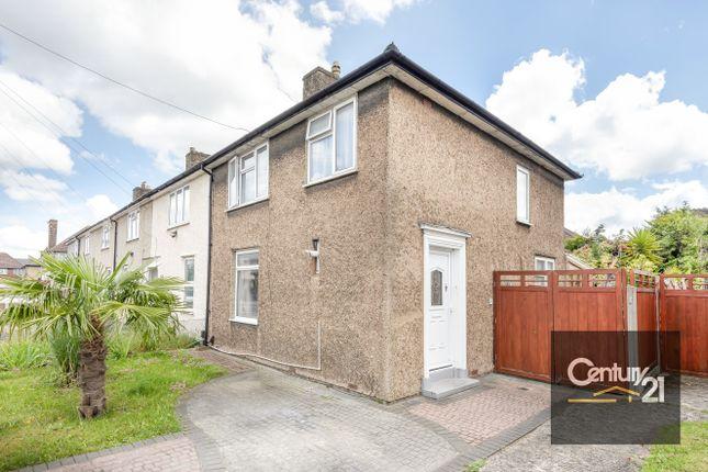 Thumbnail End terrace house for sale in Rosedale Road, Dagenham