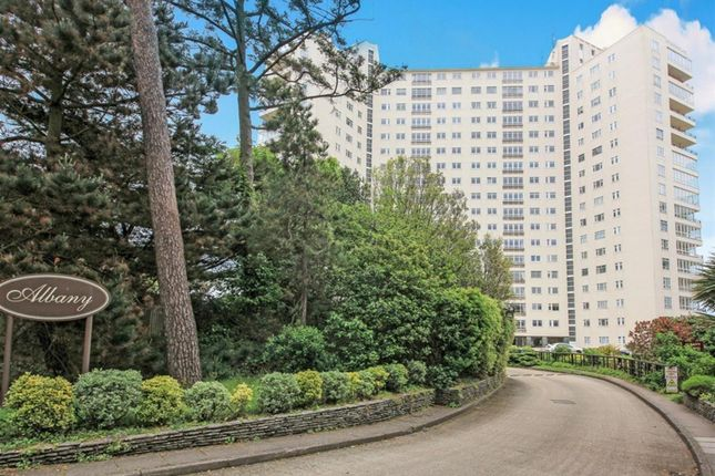 Flat for sale in Manor Road, Bournemouth